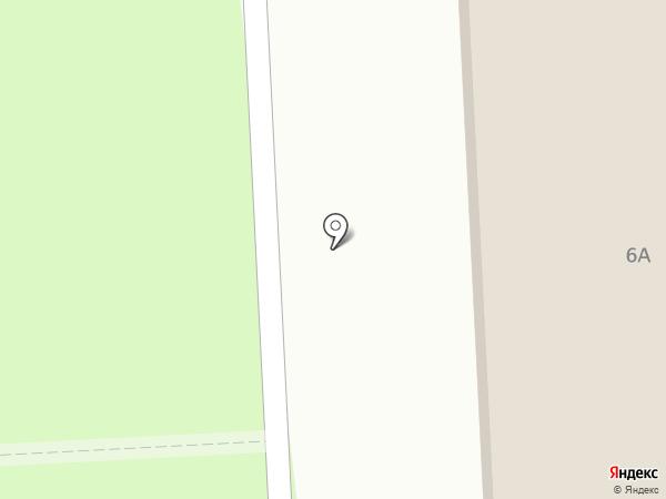 Нижнекамская зональная жилищная инспекция на карте Нижнекамска
