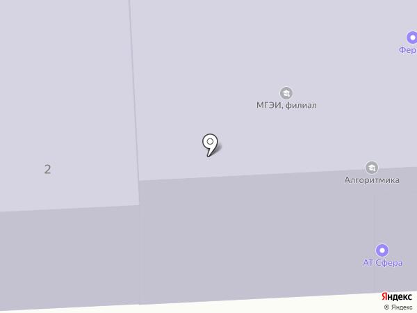 Столовая на карте Нижнекамска