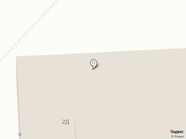 Барин на карте Нижнекамска
