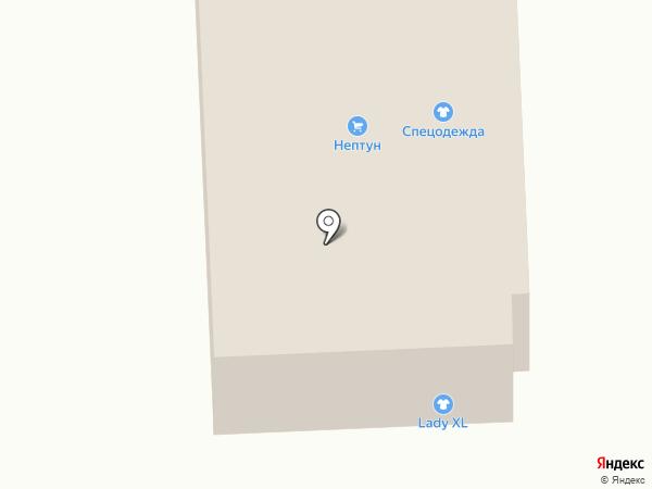 ВеликАн на карте Нижнекамска