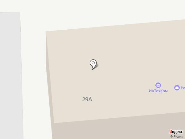 ИнТехКом на карте Нижнекамска