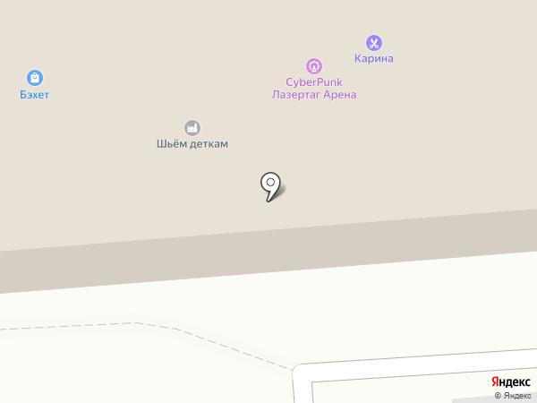 КроссФит на карте Нижнекамска