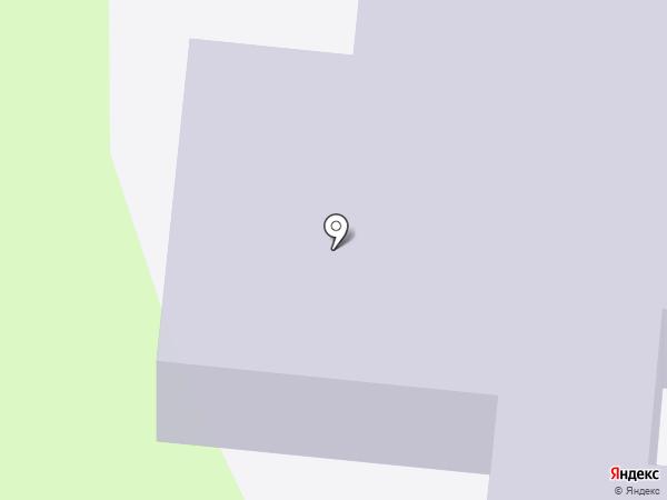 Детский сад №53, Колосок на карте Нижнекамска