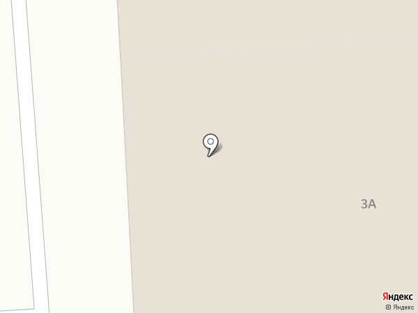 Цербер на карте Нижнекамска