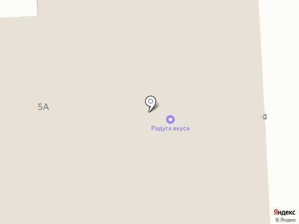 РусАлка на карте Нижнекамска