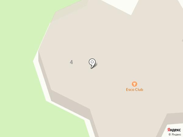 Рай на карте Нижнекамска