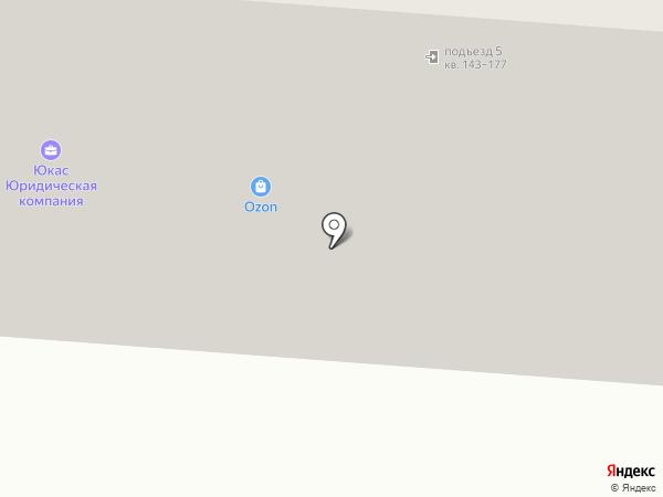 Фитон на карте Нижнекамска