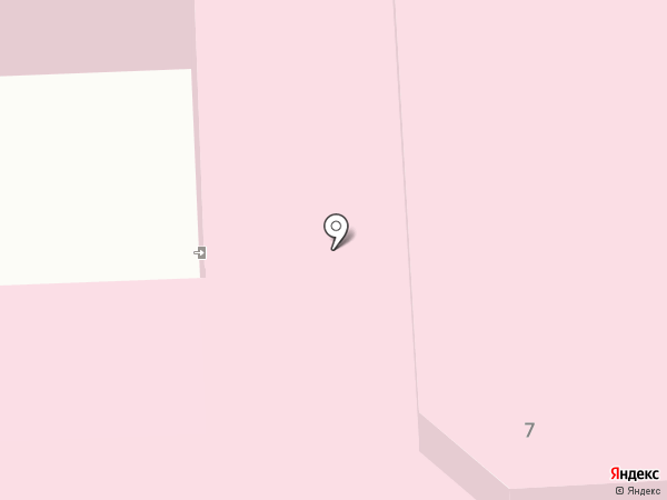 Стоматологическая поликлиника на карте Нижнекамска