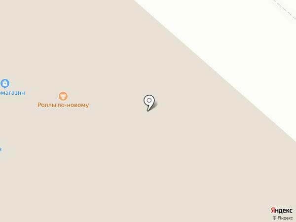 Хмельница на карте Нижнекамска