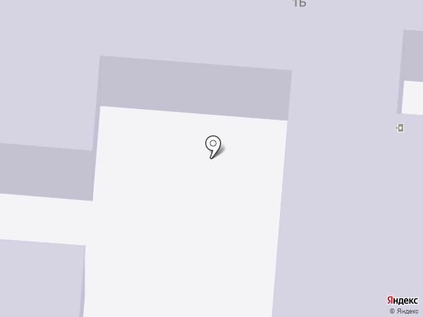 Детская художественная школа №1 на карте Нижнекамска