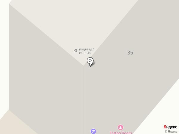 Жилищная инвестиционная компания-НК на карте Нижнекамска