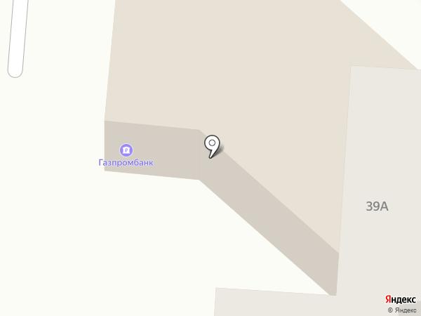 Газпромбанк на карте Нижнекамска