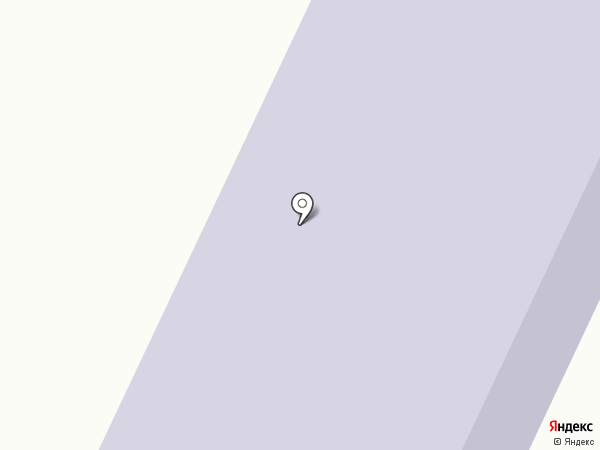 Детская музыкальная школа №1 на карте Нижнекамска