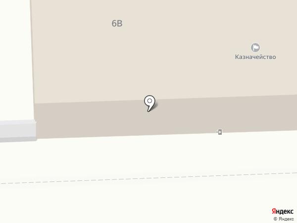 Отдел №31 Управления Федерального казначейства по Республике Татарстан на карте Нижнекамска