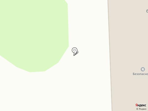 Безопасность, ФГУП на карте Нижнекамска