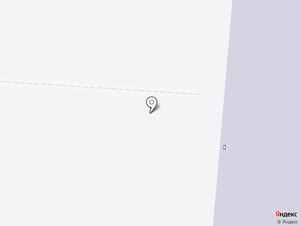 Средняя общеобразовательная школа №21 на карте Нижнекамска