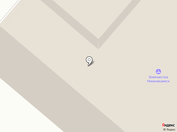 Камаприборсервис на карте Нижнекамска