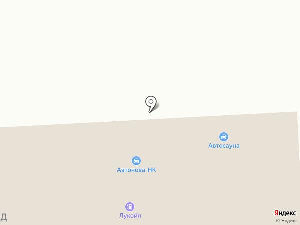 FenixAвто на карте Нижнекамска