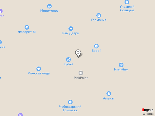 СветЭксперт на карте Нижнекамска