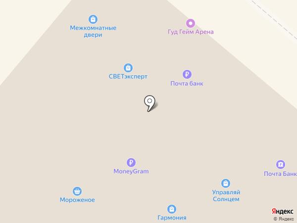 Билайн на карте Нижнекамска