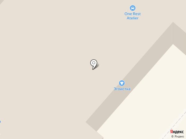 MALINA LOUNGE на карте Нижнекамска