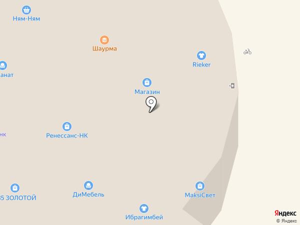 iStar на карте Нижнекамска
