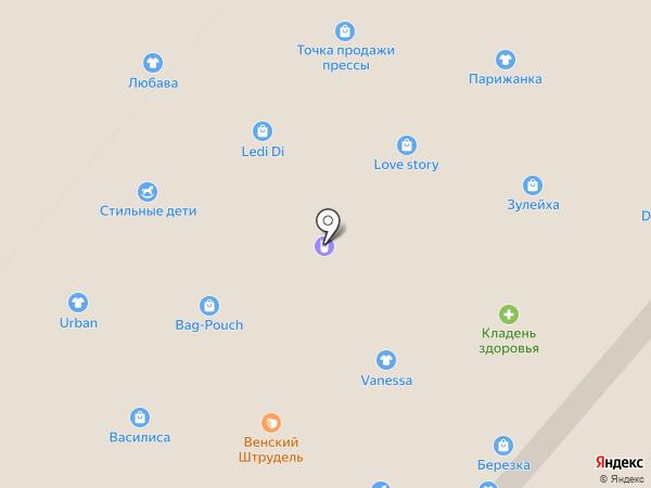 PaNi+ на карте Нижнекамска