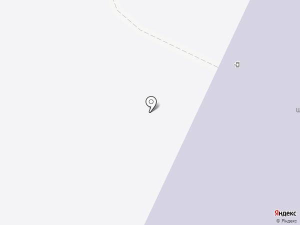 Средняя общеобразовательная школа №9 с углубленным изучением отдельных предметов на карте Нижнекамска