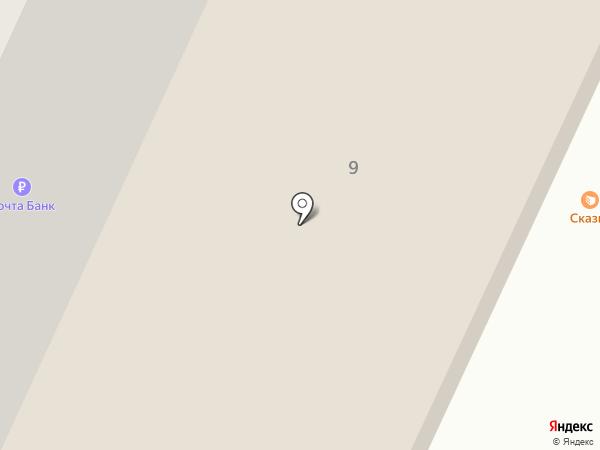 Сбербанк, ПАО на карте Нижнекамска
