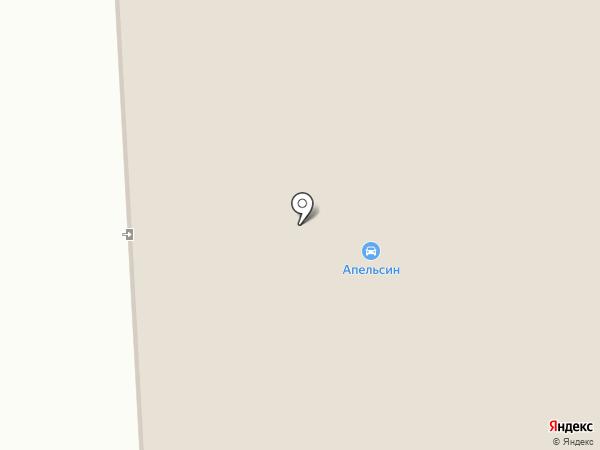 АТР на карте Нижнекамска