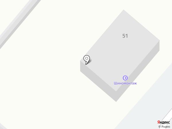 Гараж+ на карте Нижнекамска