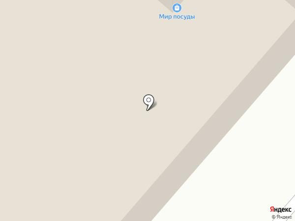 Тукам на карте Нижнекамска