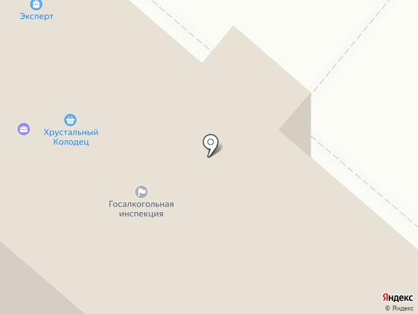 Центр занятости населения г. Нижнекамска на карте Нижнекамска
