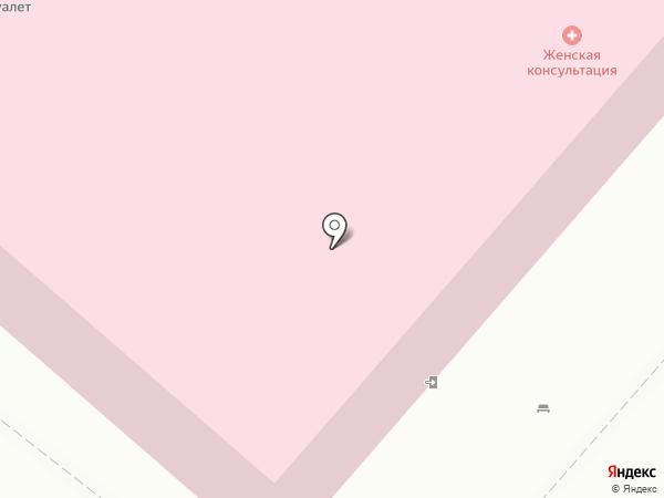 Таттехмедфарм, ГУП на карте Нижнекамска