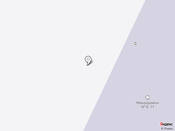 Детская школа искусств на карте Нижнекамска