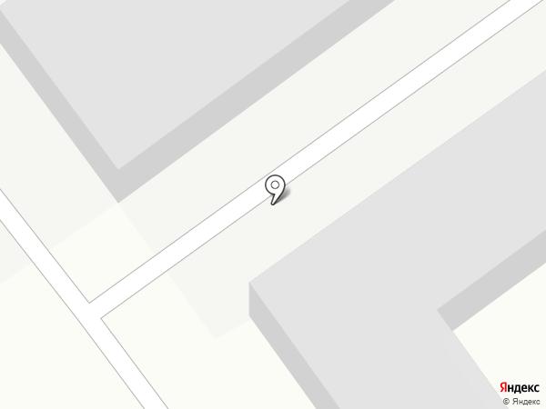 Петрокам-авто на карте Нижнекамска