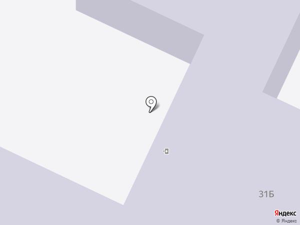Детский сад №23 на карте Нижнекамска