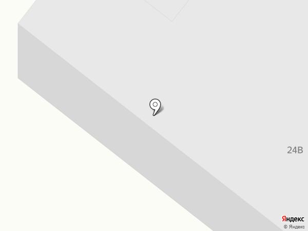 ТетраХимПродукт на карте Нижнекамска