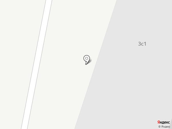 Бетон-НК на карте Нижнекамска