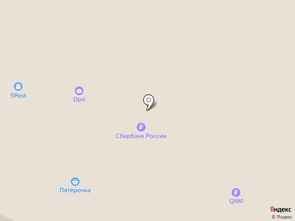 Varis на карте Нижнекамска
