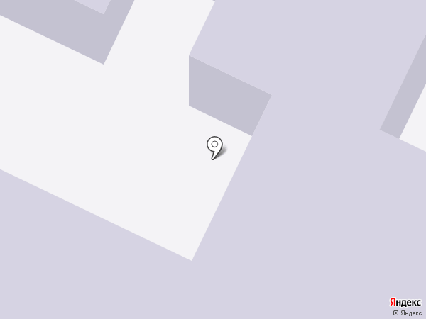 Детский сад №58 на карте Нижнекамска
