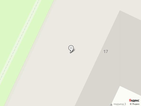 Шарм на карте Нижнекамска