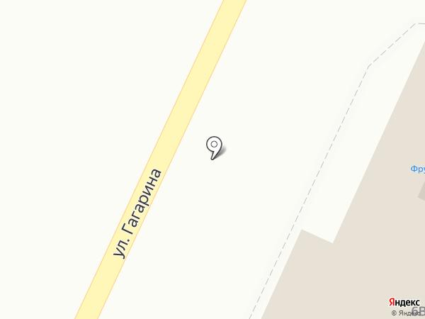 Дикая роза на карте Нижнекамска
