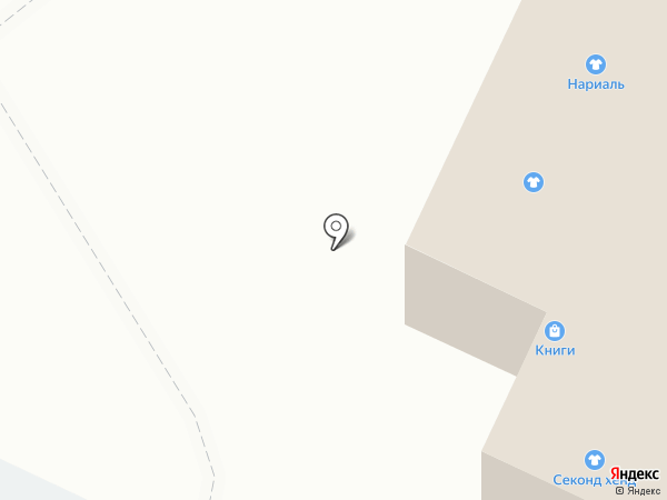 Магазин обуви на карте Нижнекамска