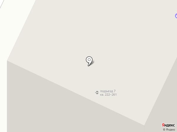 Архистройпроект на карте Нижнекамска