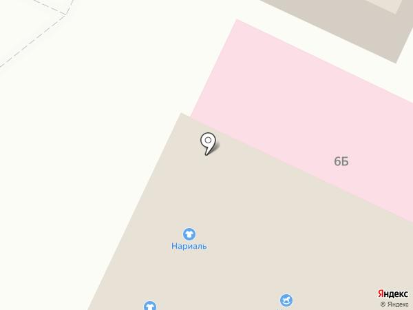 Implozia на карте Нижнекамска