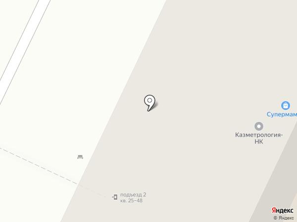 Баклажан на карте Нижнекамска
