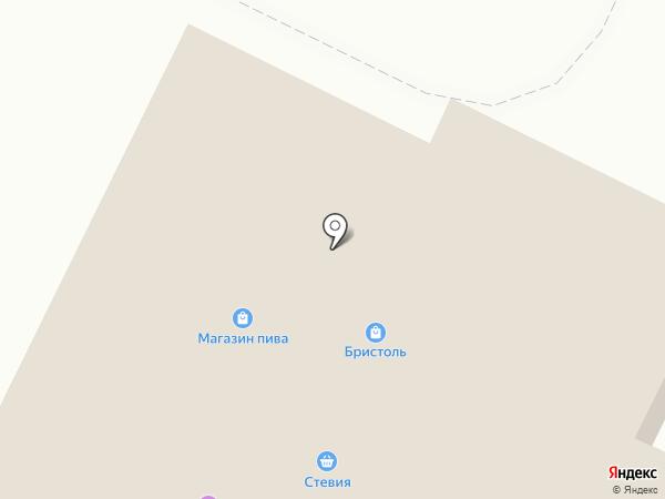 Магазин разливного пива на карте Нижнекамска