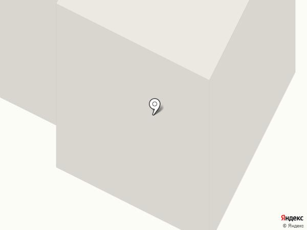 Шинник на карте Нижнекамска