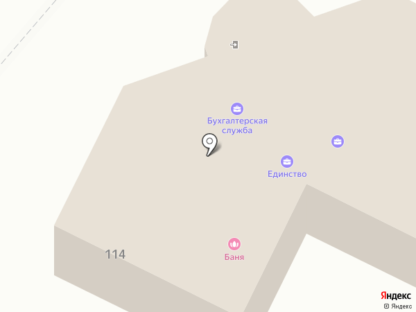 Агентство недвижимости на карте Нижнекамска